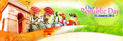 Watch Republic Day India 2013 parade online