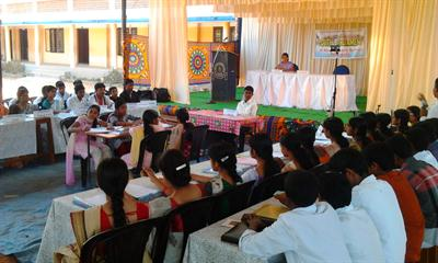 St.Marys Public School Puthuppally brings Youth Parliament alive