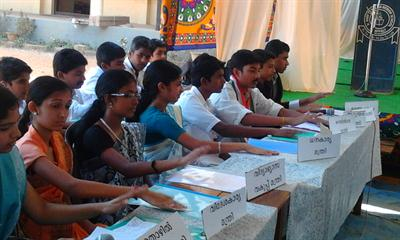 St.Marys Public School Puthuppally Youth Parliament