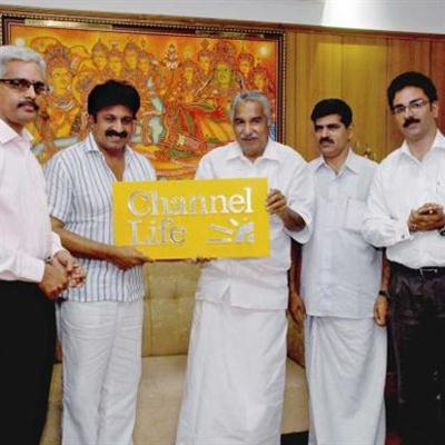 Channel Life malayalam channel launch date set for May 2013