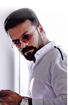Jayasurya in hotel California