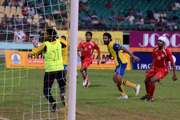 Santosh Trophy 2013 Final – Kerala vs Services Match Today
