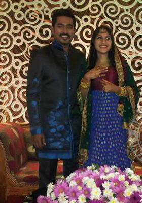 Asif Ali - Zama Mazreen marriage date set for 26th May 2013