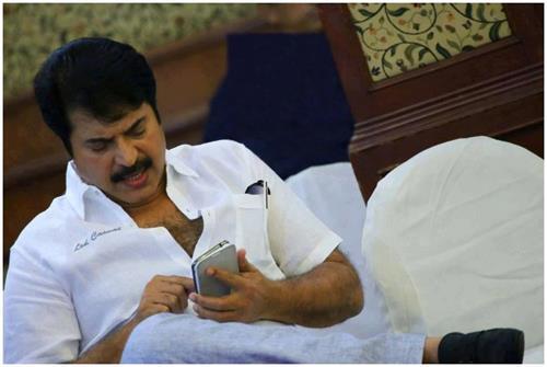 Mandodari malayalam movie Mammootty as wrestler in Suveerans next