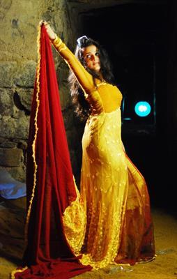 Samskruthy Shenoy in Hrudayam Ekkadunnadi Telugu Movie