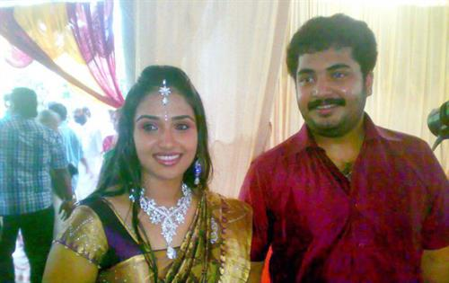 Vinu Mohan – Vidyalakshmi Marriage Photos