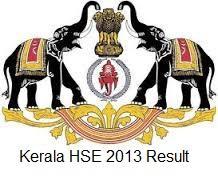 Kerala HSE 2013 Result