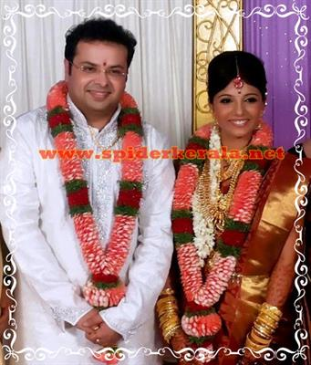 Nishal Chandra Second Marriage with Remya Photos Gallery