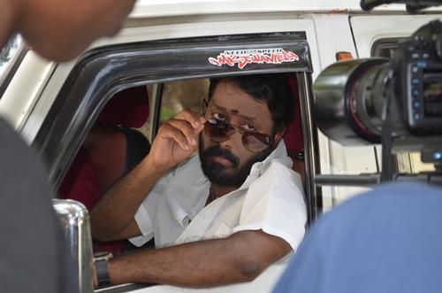 Chandru Manickavasagam, a passionate filmmaker