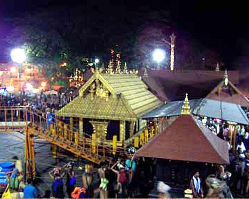 Sabarimala - Hindu pilgrimage