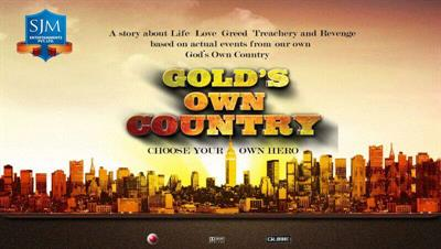 Golds Own Country Malayalam Movie First Look Posters