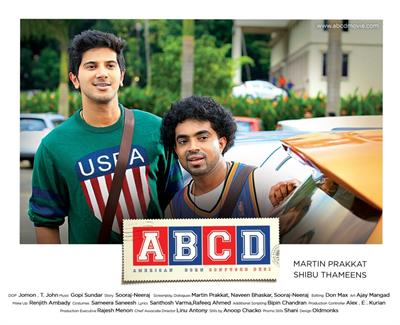 ABCD Malayalam Movie First Look Posters