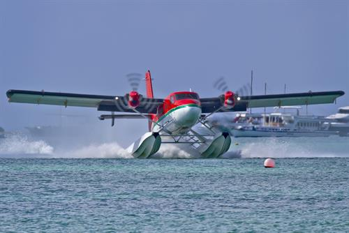 Seaplane service, a boost to Kerala tourism