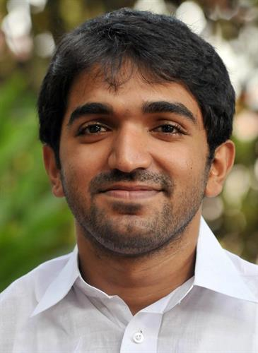 Chandy Oommen for the post of General Secretary in Youth congress election kerala 2013