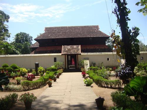 Krishna Puram Palace