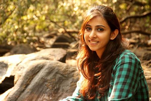 Melba Babu malayalam actress on cloud nine after tinsel town debut