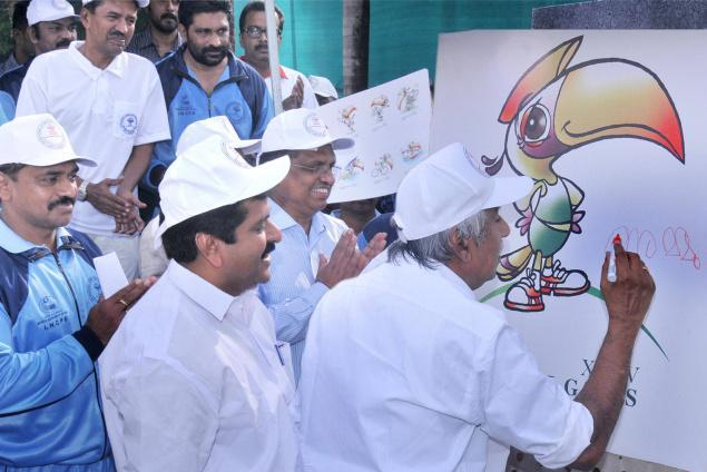 35th National Games 2014 Kerala – Ammu official mascot