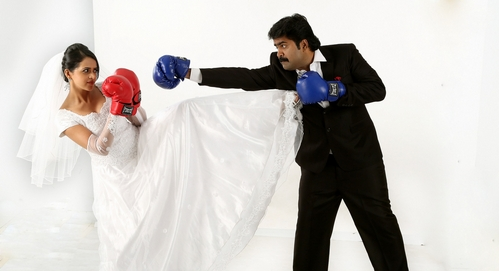 Angry babie bhavan and anoop menon