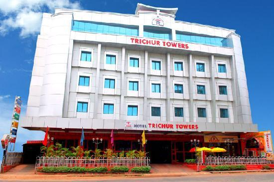 Trichur Towers in Kerala