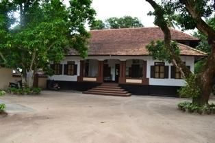 Tharavad Heritage Resort in Kerala