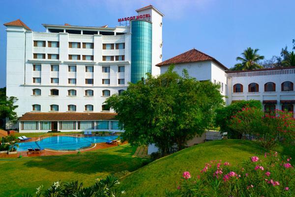 Mascot Hotel in Kerala