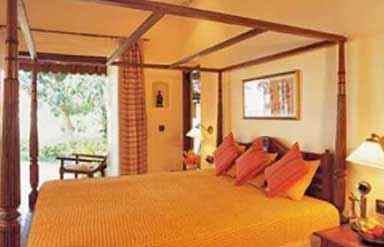 The Taj Garden Retreat in Kerala at Thekkady