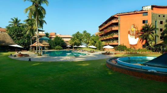 Samudra Kovalam hotel in Kerala