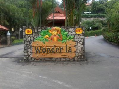 Wonderla Amusement park in Kerala
