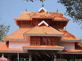 Poruvazhy Peruviruthy Malanada Temple in Kerala