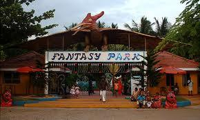 Fantasy Amusement Park in Kerala