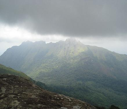 Chitirapuram Hill Station in Kerala
