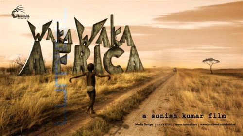 Waka Waka Africa Malayalam Movie First Look Posters
