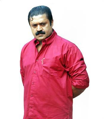Anakkaattil Chackochi malayalam movie: Suresh Gopi