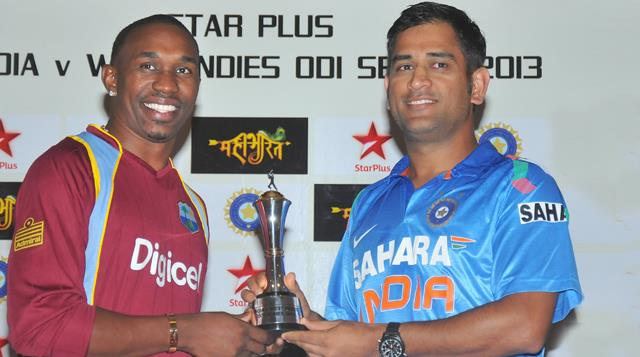 Watch India VS West Indies (IND vs WI) first ODI live streaming online on November 21 2013 at Kochi