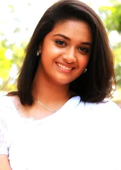 Keerthi Suresh Malayalam Actress – Profile and Biography
