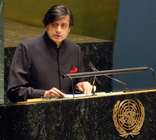 Shashi Tharoor Kerala Member of Parliament (MP) – Profile and Biography