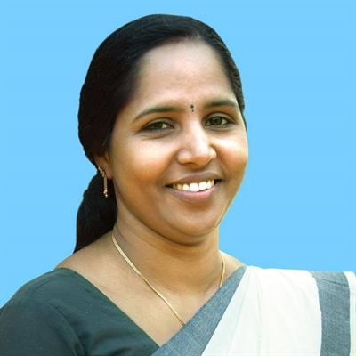 K S Sheeba Alathur 2014 UDF Candidate – Profile and Biography