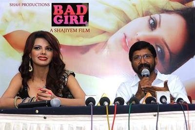 Bad Girl: Sherlyn Chopra in Shajiyems next outing