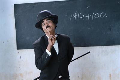 Buddhan Chirikunnu: A tribute to Charlie Chaplin