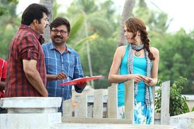 Manglish Malayalam Movie Location Stills
