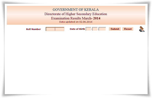 Kerala HSE Plus One Results 2014 to be published today