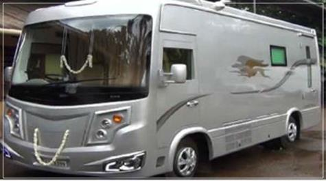 Mohanlal New Caravan Photo