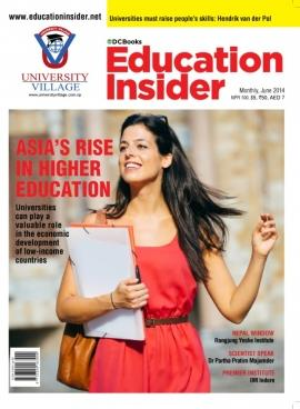 Education Insider Magazine Opening doors to your future