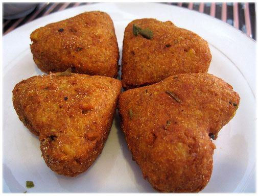 Delicious Vegetable cutlet
