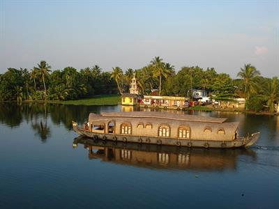 Back Water of Kerala - Kuttanad