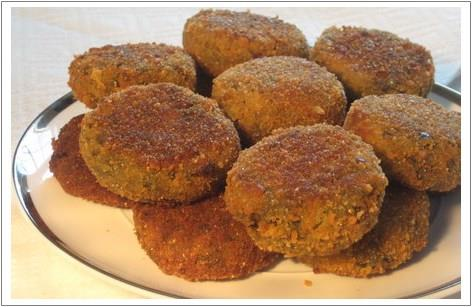 Recipe of Vegetable cutlet