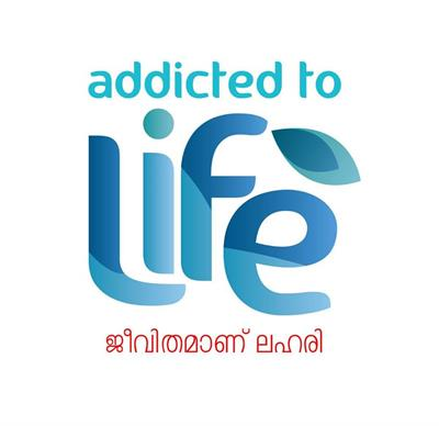 Addicted to Life Campaign & Facebook Covers: Incredible Online Response