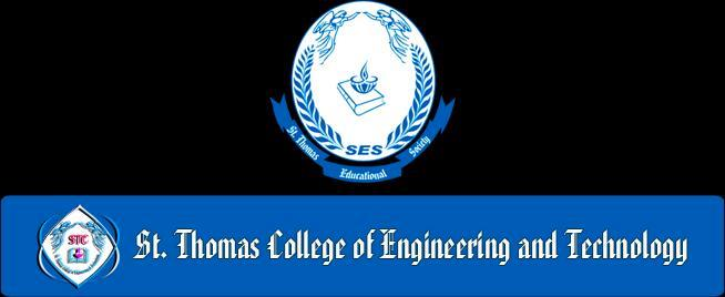 St. Thomas College of Engineering and Technology, Kannur - logo