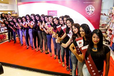 Miss Kerala 2014 : Beautiful contestants gearing up for title