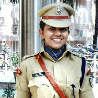 Merin Joseph IPS Kerala Cadre Profile and Biography